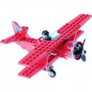Lego System 6615 - Doppeldecker Red Eagle