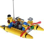 Lego System 6665 - Raftingboot
