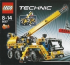 Lego Technic  8067 - Mobiler Mini-Kran