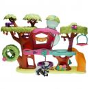 Littlest Pet Shop - Custom Playset - 32685 Magic Motion Treehouse