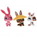 Littlest Pet Shop -  Custom Figuren Set 007