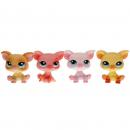 Littlest Pet Shop -  Custom Figuren Set 008