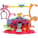 Littlest Pet Shop -  Custom Playset - 52304 Tricks & Talents Show