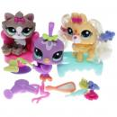 Littlest Pet Shop - Cutest Pets 38638 - Maltese 2639, Bird 2639, Cat 2640
