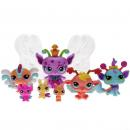 Littlest Pet Shop - Fairies - 99949 Majestic Masquerade Set - 2831, 2832, 2833, 2834, 2836, 2837, 2839