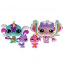 Littlest Pet Shop - Fairies - Shimmering Sky 51894 - Rainbow Skypark 2720, 2721, 2722, 2723