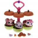 Littlest Pet Shop - Petriplets 25369 - Squirrels 1882, 1883, 1884