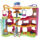 Littlest Pet Shop -  Custom Playset - 66823 Round & Round Pet Town