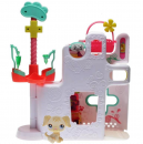 Littlest Pet Shop -  Custom Playset - 94482 Rescue Tails Center