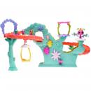 Littlest Pet Shop - Playset - 99941 Fairy Fun Roller Coaster - 2795 Fairy, 2796 Peacock, 2797 Turtle, 2798 Squirrel