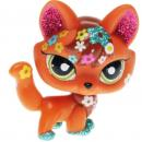 Littlest Pet Shop - Shimmer n Shine Pets - 2341 Fox