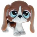 Littlest Pet Shop - Singles - 1205 Basset Hound