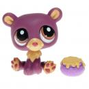 Littlest Pet Shop - Singles - 1602 Bear