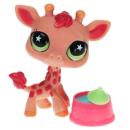 Littlest Pet Shop - Singles Exclusive TRA - 943 Giraffe