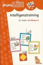 miniLÜK - 3. Klasse - Intelligenztraining