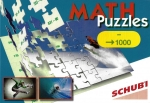 SCHUBI MATHpuzzle - Subtraktion bis 1000