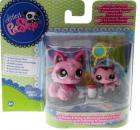 Littlest Pet Shop - Cutest Pets 38772 - Persian 2664, Persian Baby 2665