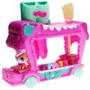 Littlest Pet Shop - A1356 Sweet Delights Treat Truck - Sugar Sprinkles