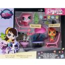 Littlest Pet Shop - Blythe A8538 - Roof Terrace - Deco Bits and Stickers