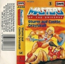 MC - Masters of the Universe - 03 Sturm auf Castle Grayskull