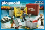 Playmobil - 5259 Cargo-Team mit Ladegut