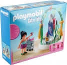 Playmobil - 5489 Dekorateurin mit LED-Podest