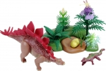 Playmobil - Dino-Set Stegosaurus-Nest