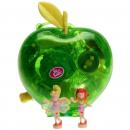 Polly Pocket Mini - 2000 - Fruit Surprise Apple Mattel Toys 28654