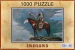 1000 Puzzle Indians - War Chief
